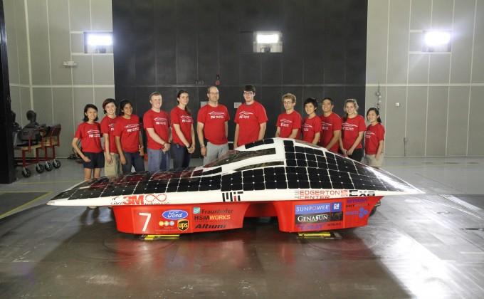 MIT Solar Electric Vehicle Team