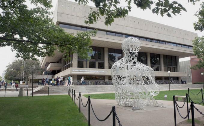 Sculpture at MIT